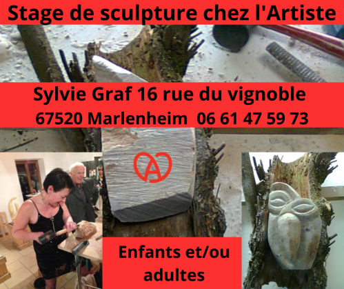 Stage de sculpture chez l artiste